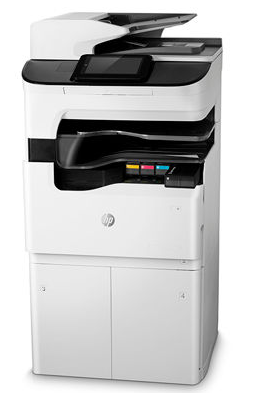 New HP PageWide A3 MFP